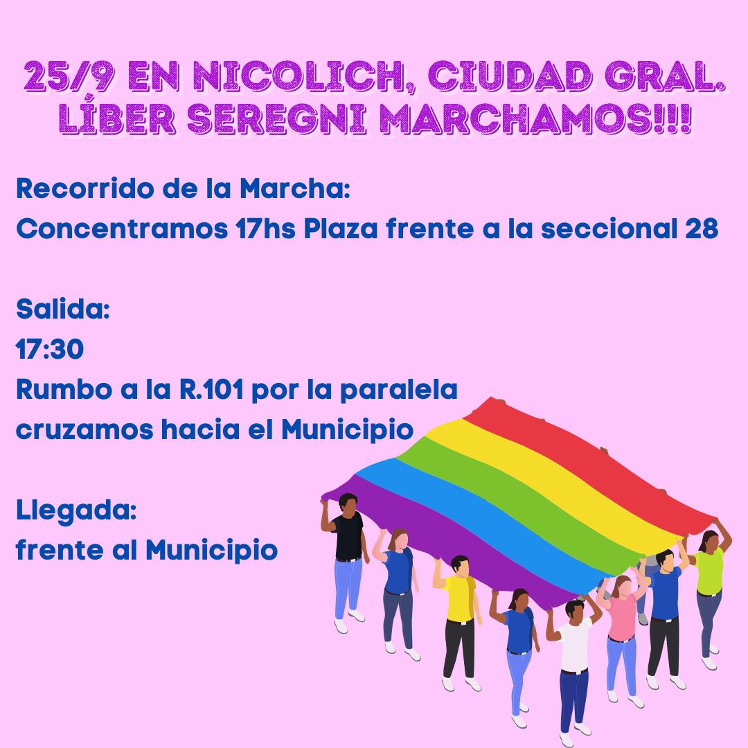 Nicolich, Ciudad Gral. Líber Seregni se Marcha!!!