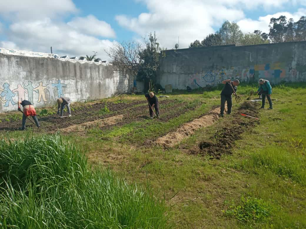 Talleres de Huerta Agroecológica Nicolich, Ciudad Gral Líber Seregni